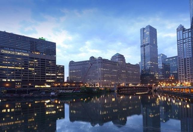 Shorenstein's 1.3M SF River North Office Building Hits the Market
