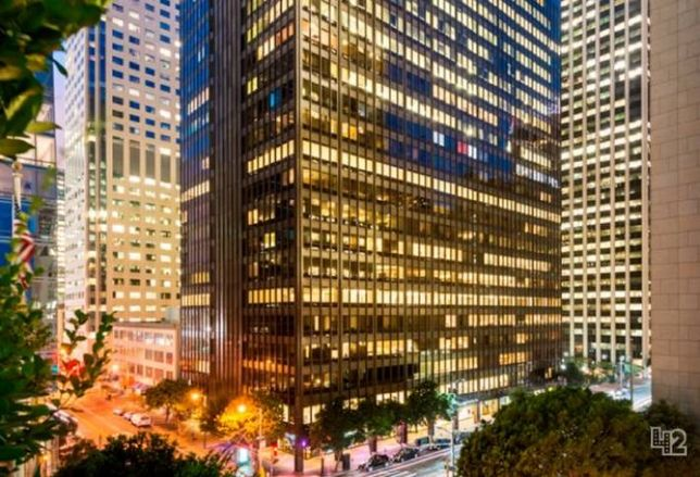 Tech Unicorn Leases in South Financial District