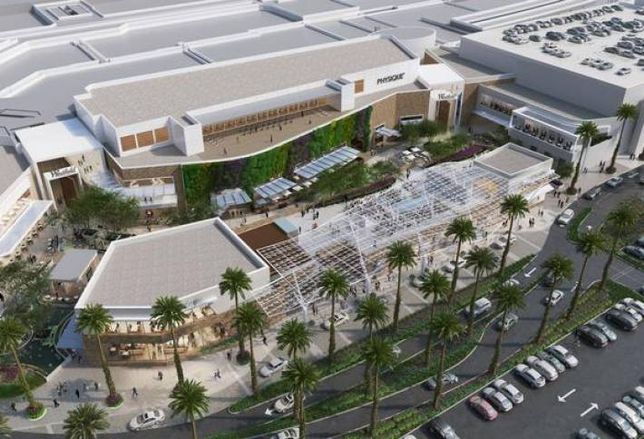 Rendering Reveal: Westfield's $600M South Bay Expansion
