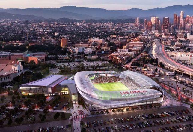 MLS Expansion Team Plans $250M Stadium Near USC
