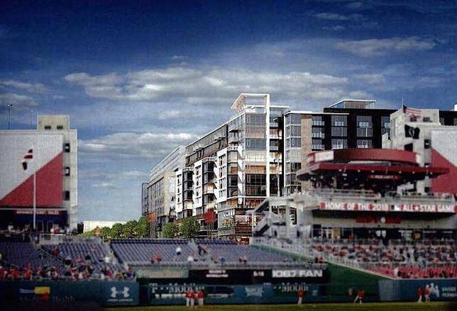 A Ballpark View of Jair Lynch's Half Street Project
