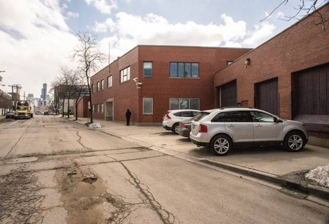 Goose Island Gets Another Office Project