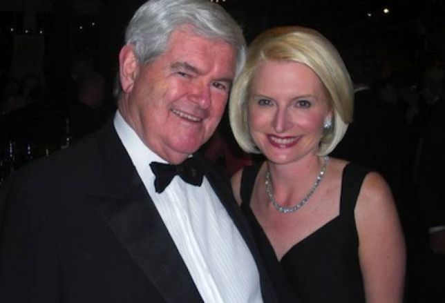 Gingrich Joins Dentons, Tweets About It