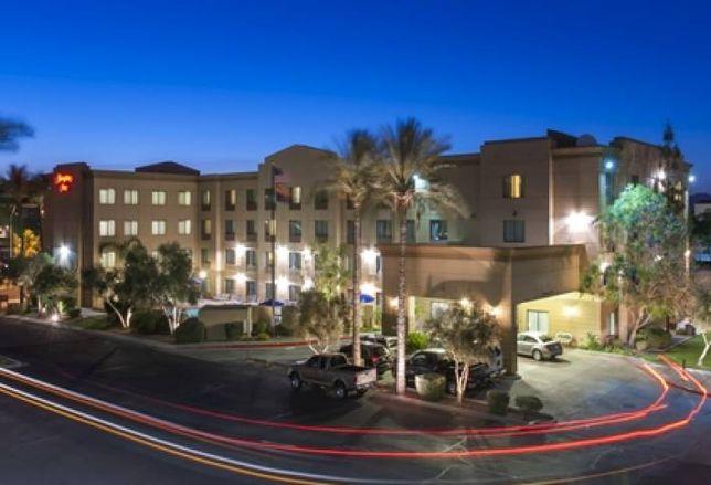 Hampton Inn Phoenix Airport Trades in Mass Hotel Deal