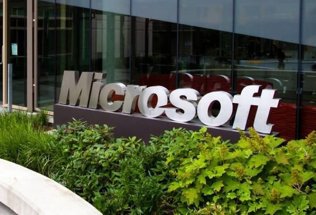 Microsoft Looks to Shed Space