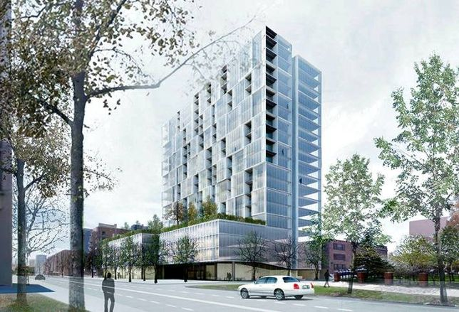 Edgewater Beach Apartment Tower Project Returns