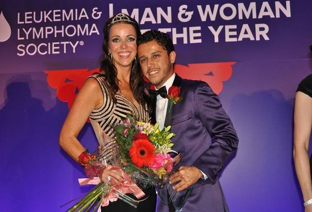 Man and Woman of the Year!