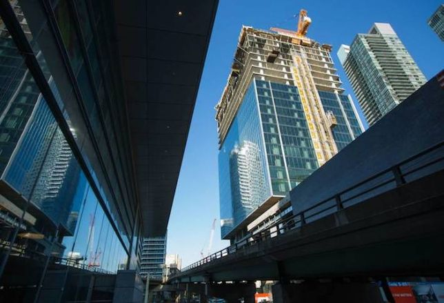Could Toronto's Office Vacancy Rate Hit Double Digits?