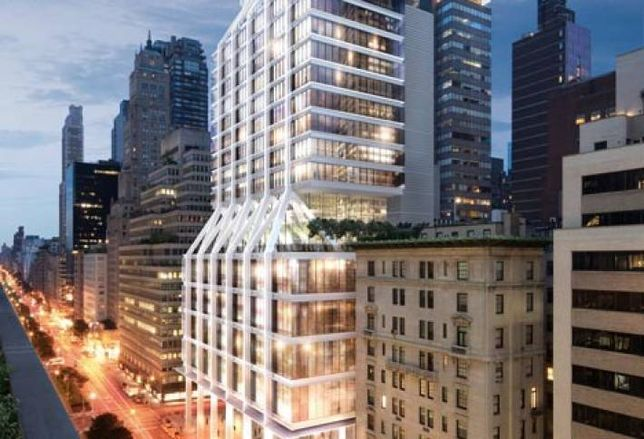 425 Park Ave Nabs $556M Construction Loan