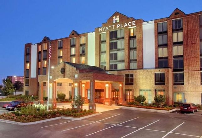 Noble Unloads Two Area Hotels