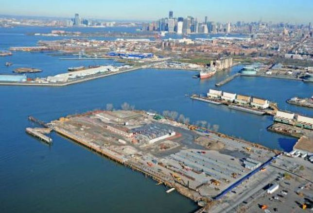 Plans for South Brooklyn Marine Terminal Get Reactivated