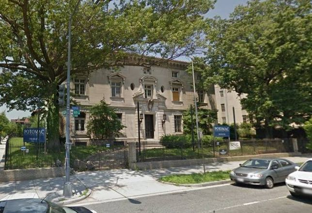 Former Italian Embassy Building to Become Luxury Apartments