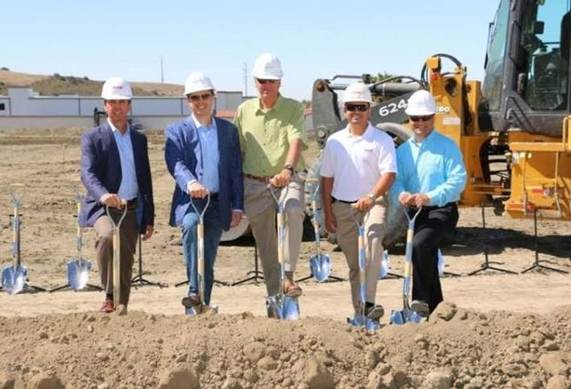 Last Site in Ladera Ranch Breaks Ground