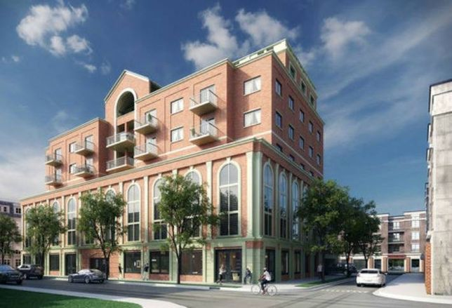 Studio Apartments Scrapped from Rogers Park Multifamily Proposal