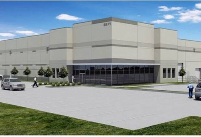 Large Industrial Building Coming to IAH