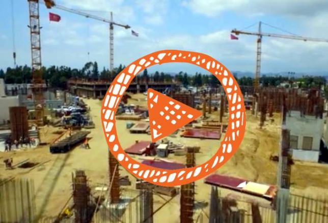 Video: A Drone's-Eye View of the $650M Village at USC