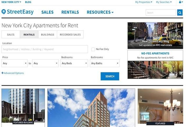 Streeteasy Compiles Short-Term Listings for Sandy Victims