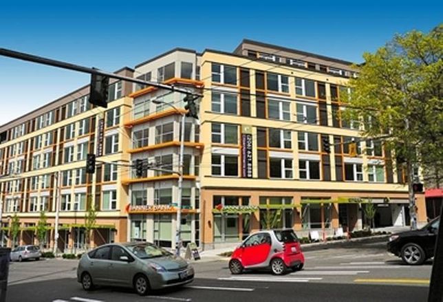 Capitol Hill, Navy Yard Class-A Rents Rise