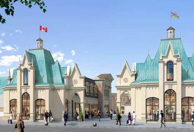 Designer Outlet Mall Opening Causes Commotion