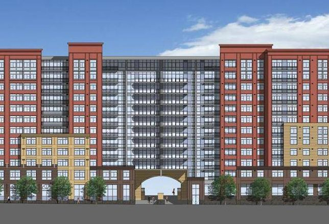 Praedium Group Approved for 342 Apartments and a Church in Potomac Yard