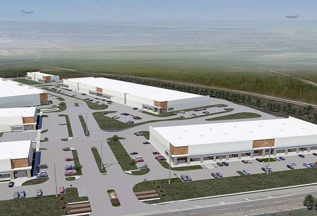 Hines, AEW Start 191k SF Second Phase at Parc 114