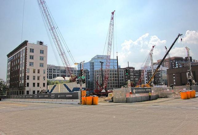 DC Unemployment Report Shows Positive Signs for Commercial Real Estate