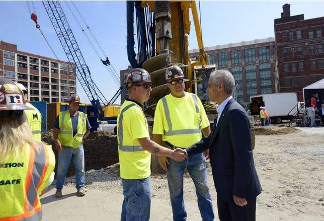 Rahm to Introduce TOD Reform Ordinance