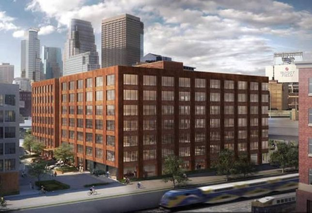 Construction Begins on Hines 220k SF T3 Development in Minneapolis