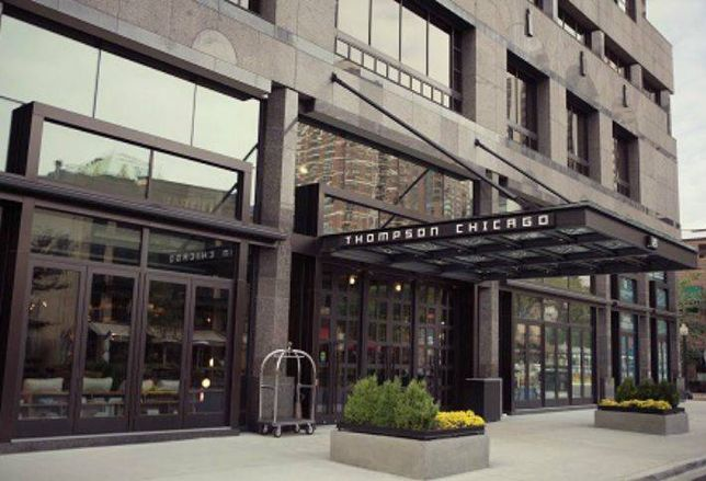 Thompson Chicago Hotel Is on the Market