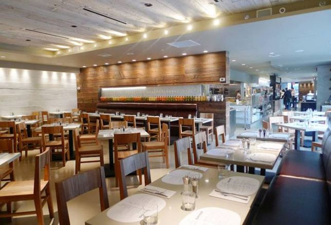 Saks Fifth Avenue Locations to Feature Oliver & Bonacini Eateries