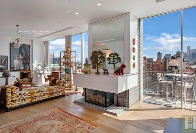 Susan Brown Bloomberg's Noho Pad Finds a New Owner
