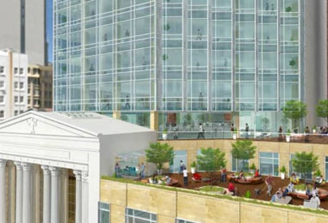 Chinese Money Pushes Lincoln Property Office Tower Forward