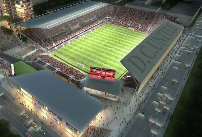Turner Construction Lands DC United Stadium Contract