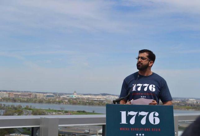 ICYMI...Paul Singh Says Goodbye to 1776