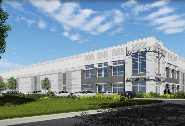 Hillwood Building a 747k SF Distribution Center in Joliet