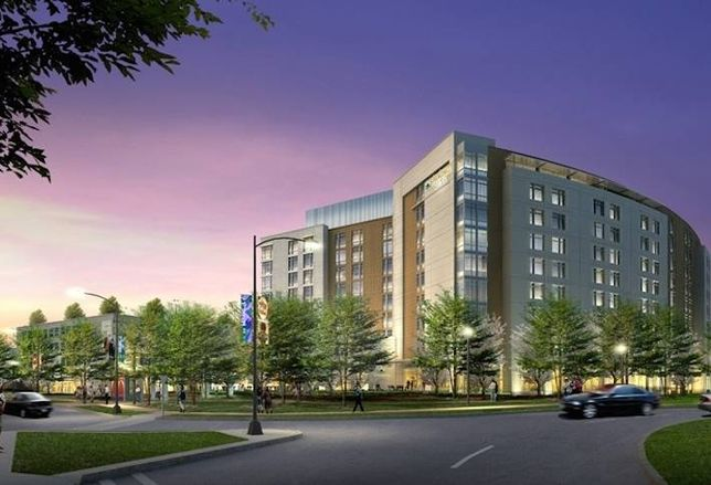 Hotel-Anchored Project in Northeast DC May Move Forward