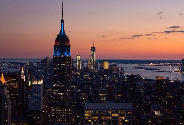 French Advertising Firm Takes Two Full Floors At Empire State Building