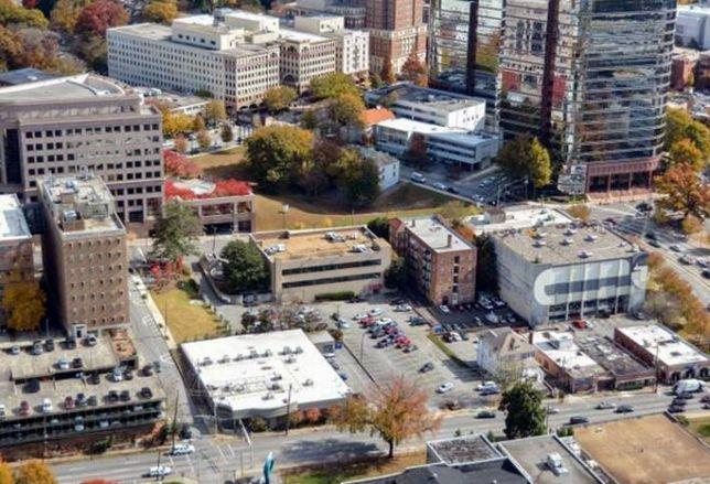 Greystar Files Permits for Jamestown Site