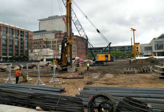 Chicago Construction Costs Rising Faster Than Expected