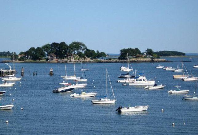 Real Estate Expert Barbara Corcoran Eyes Connecticut Island