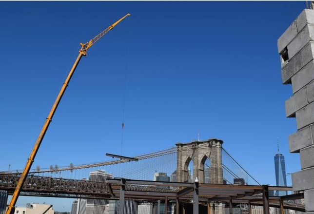 New Construction In NYC Last Year Hit $40.9B
