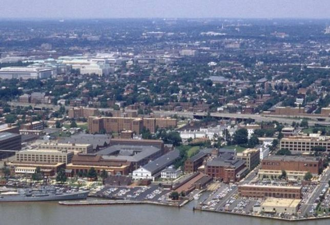 Lerner Proposes 13-Story Residential Tower for Navy Yard