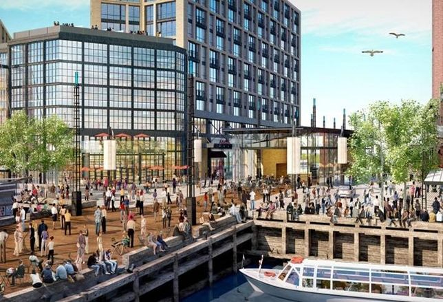 DC Redevelopment Projects Receive Positive Bond Rating