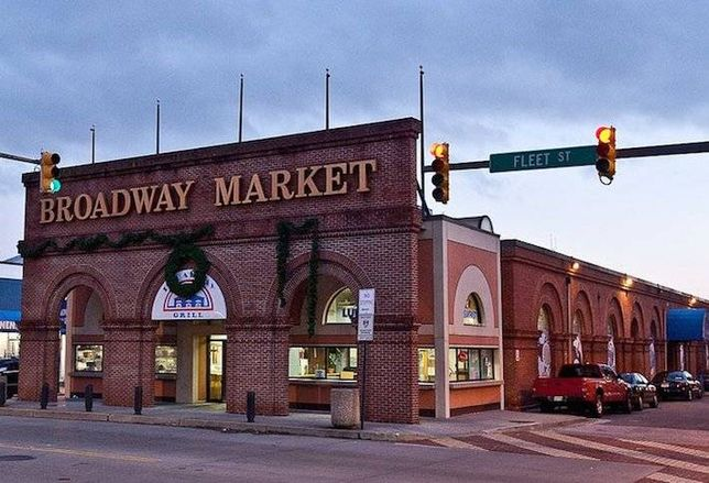 Red Line's Loss is Gain for Broadway Market Renovation