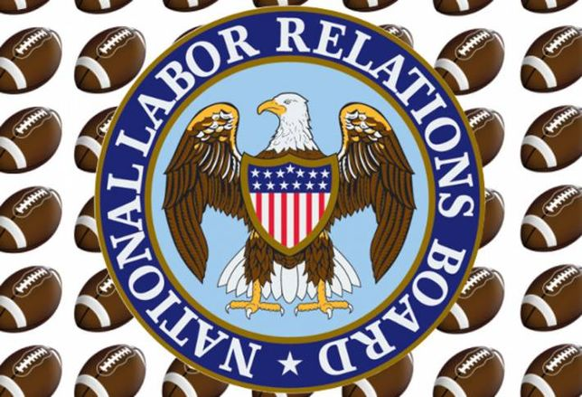 NLRB Not Ready for College Athletes to Unionize