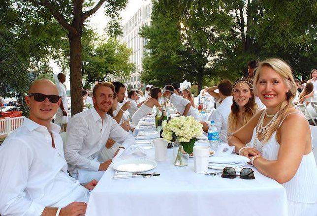 Le Diner en Blanc!