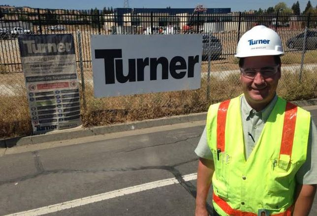 Turner Construction Names New NorCal Corporate Officer
