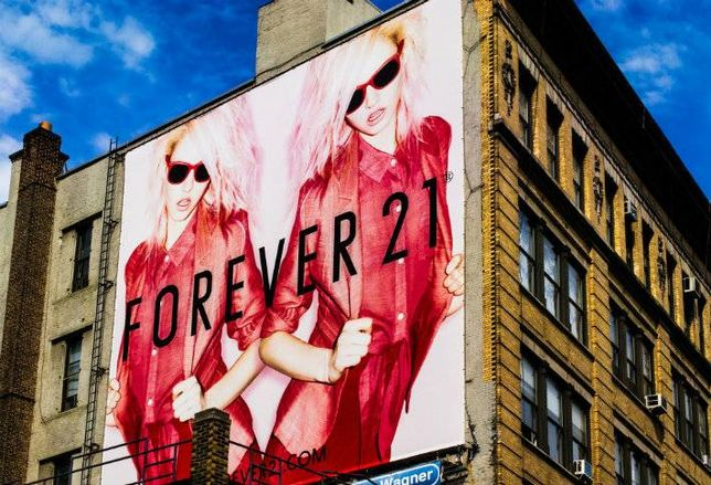 Forever 21 Slows Down Ambitious Growth Plans, Asks For $150M Loan