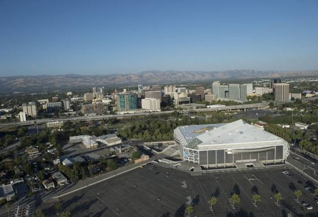 San Jose Poised to Cash in on Super Bowl Frenzy
