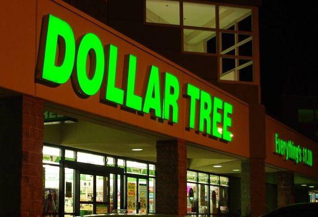 Dollar Tree Eating Up Walmart's Market Share